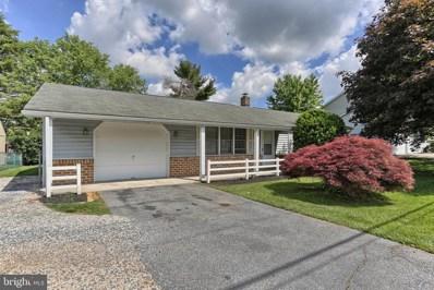 2495 Grandview Road, Hanover, PA 17331 - #: PAYK157896