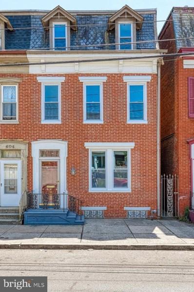 602 E Philadelphia Street, York, PA 17403 - #: PAYK2000124
