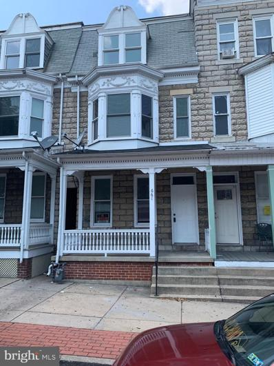 661 W Princess Street, York, PA 17401 - #: PAYK2003058