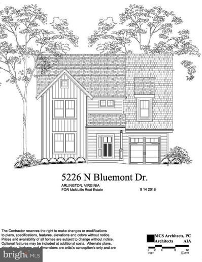 5226 N Bluemont Drive, Arlington, VA 22203 - #: VAAR104008