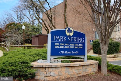 5091 7TH Road S UNIT 102, Arlington, VA 22204 - MLS#: VAAR146954