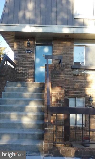 1671 S Hayes Street UNIT B, Arlington, VA 22202 - #: VAAR150504