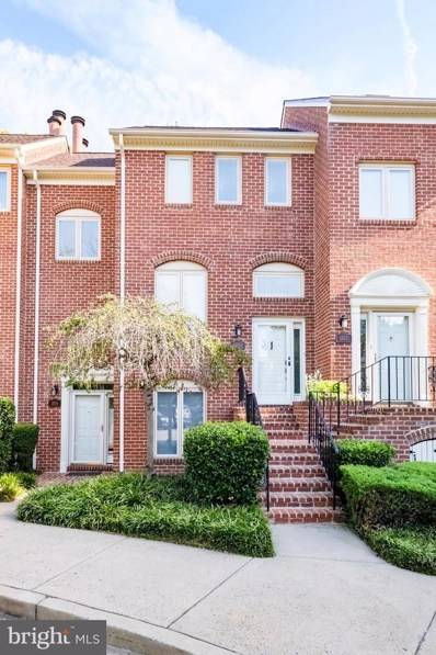 1849 N Uhle Street UNIT 1, Arlington, VA 22201 - MLS#: VAAR155048