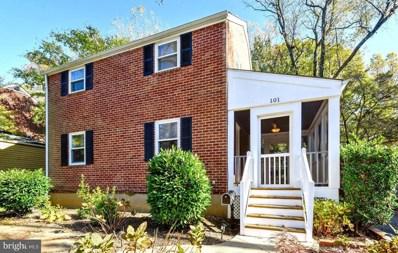 101 N Granada Street, Arlington, VA 22203 - #: VAAR156158