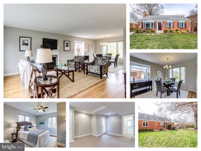 5037 N Carlin Springs Road, Arlington, VA 22203 - #: VAAR160744
