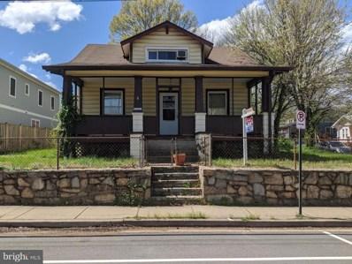 1922 N Quincy Street, Arlington, VA 22207 - MLS#: VAAR161266