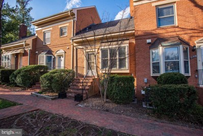 2538 Fairfax Drive UNIT C, Arlington, VA 22201 - MLS#: VAAR162642