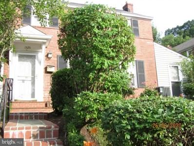 1525 N Longfellow Street, Arlington, VA 22205 - #: VAAR165002