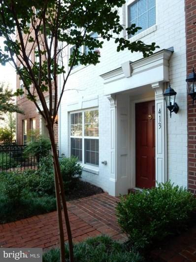 413 N George Mason Drive, Arlington, VA 22203 - #: VAAR167702