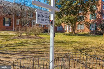 1811 Key Boulevard UNIT 10530, Arlington, VA 22201 - #: VAAR168890