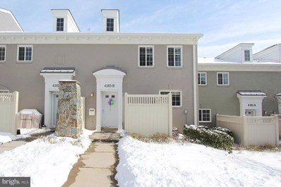 4183 Four Mile Run Drive UNIT B, Arlington, VA 22204 - #: VAAR169720