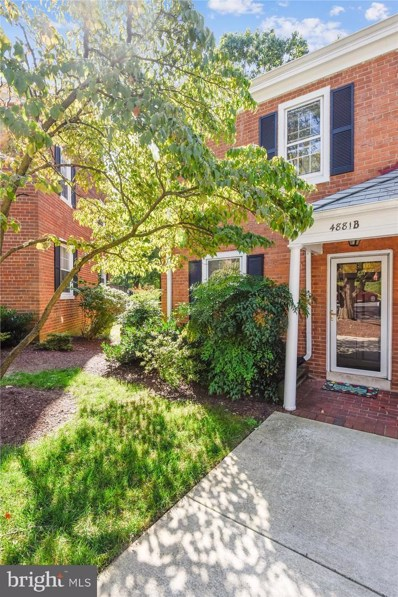 4881 28TH Street S UNIT B, Arlington, VA 22206 - #: VAAR169726