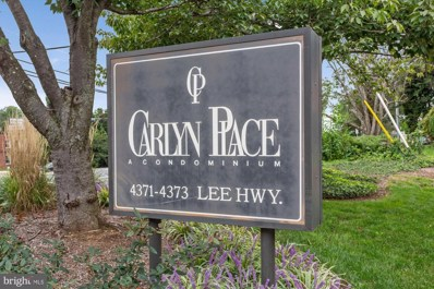 4373 Lee Highway UNIT 206, Arlington, VA 22207 - #: VAAR169818