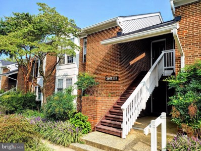 2602 S Arlington Mill Drive UNIT F, Arlington, VA 22206 - #: VAAR169882