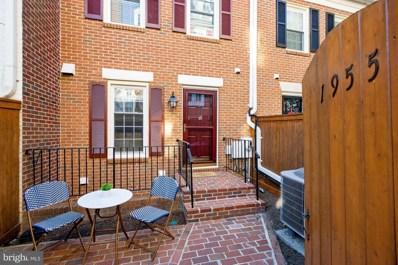 1955 N Calvert Street UNIT 1, Arlington, VA 22201 - #: VAAR174866
