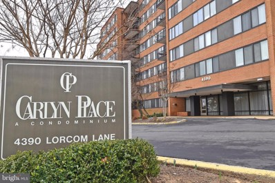 4390 Lorcom Lane UNIT 406, Arlington, VA 22207 - #: VAAR177286