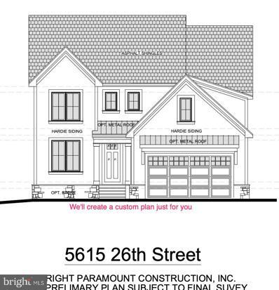 5615 26TH Street N, Arlington, VA 22207 - #: VAAR178102