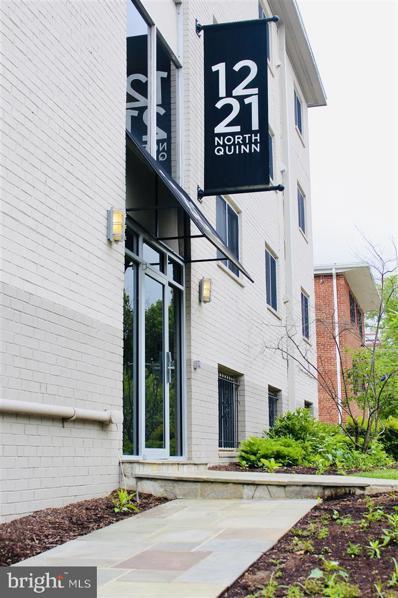 1221 N Quinn Street UNIT 1, Arlington, VA 22209 - #: VAAR182654