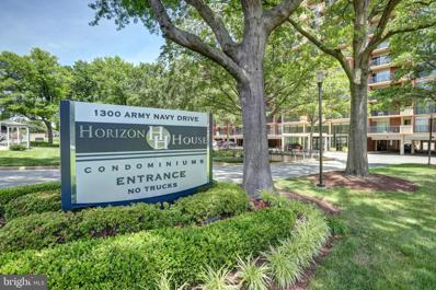1300 Army Navy Drive UNIT 417, Arlington, VA 22202 - #: VAAR2000358