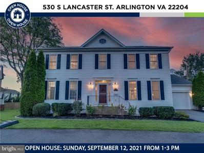 530 S Lancaster Street, Arlington, VA 22204 - #: VAAR2004386