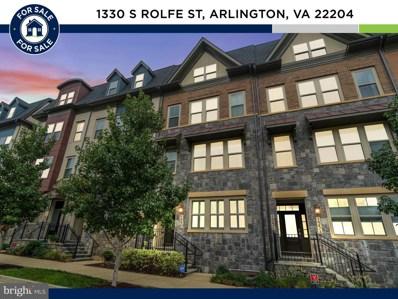 1330 S Rolfe Street, Arlington, VA 22204 - #: VAAR2004596