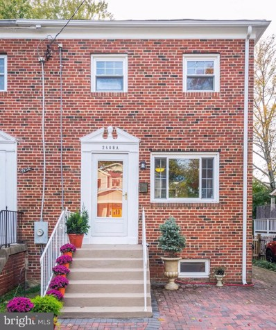 2408-A Leslie Avenue N, Alexandria, VA 22301 - MLS#: VAAX100002