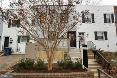 226 Burgess Avenue, Alexandria, VA 22305 - #: VAAX163522