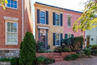 327 N Royal Street, Alexandria, VA 22314 - #: VAAX2003538