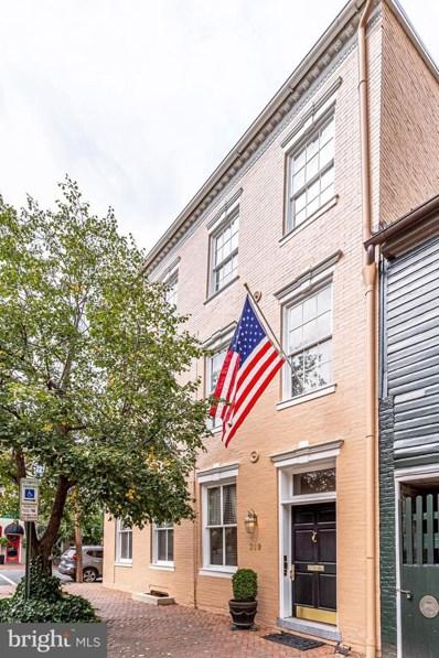 126 S Fairfax Street, Alexandria, VA 22314 - #: VAAX2004044