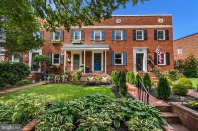 1104 Colonial Avenue, Alexandria, VA 22314 - #: VAAX2004132