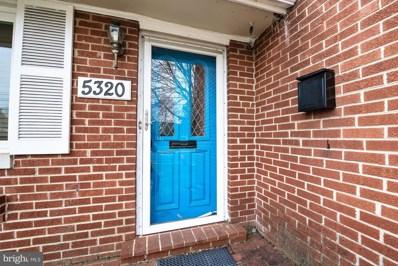 5320 Truman Avenue, Alexandria, VA 22304 - MLS#: VAAX227592