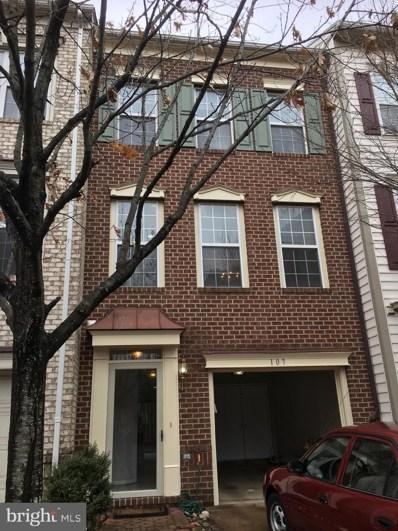 107 Martin Lane, Alexandria, VA 22304 - #: VAAX233582