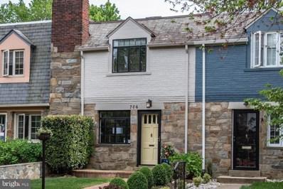 706 Devon Place, Alexandria, VA 22314 - #: VAAX234734