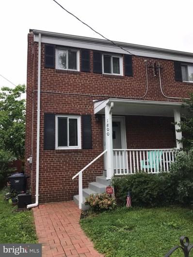 1800 N Cliff Street, Alexandria, VA 22301 - #: VAAX235212