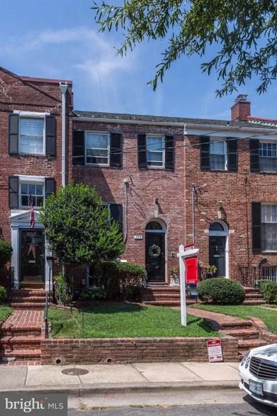 705 S Pitt Street, Alexandria, VA 22314 - #: VAAX235386
