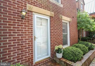 110 N Union Street, Alexandria, VA 22314 - #: VAAX235524