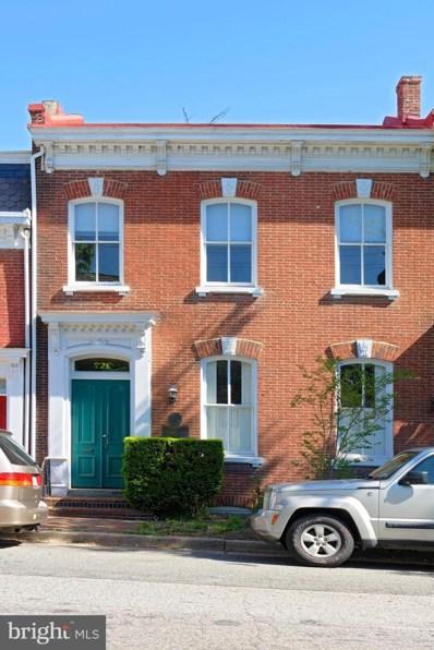 721 Gibbon Street, Alexandria, VA 22314 - #: VAAX236034
