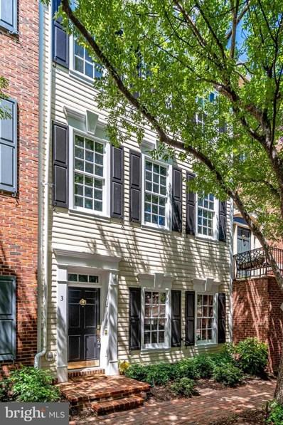 3 Franklin Street, Alexandria, VA 22314 - MLS#: VAAX236668
