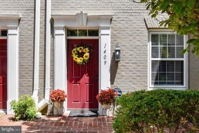 1409 Roundhouse Lane, Alexandria, VA 22314 - #: VAAX238016