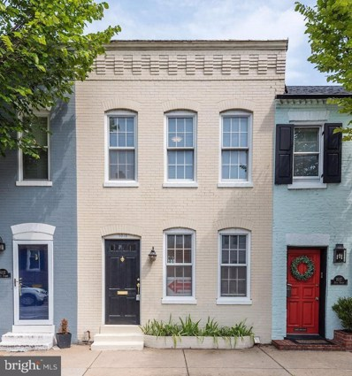 1019 Duke Street, Alexandria, VA 22314 - #: VAAX238790