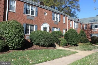 16 Auburn Court UNIT C, Alexandria, VA 22305 - MLS#: VAAX241218