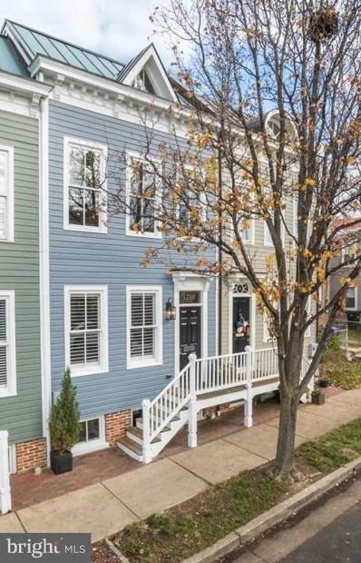 1219 Queen Street, Alexandria, VA 22314 - #: VAAX241930