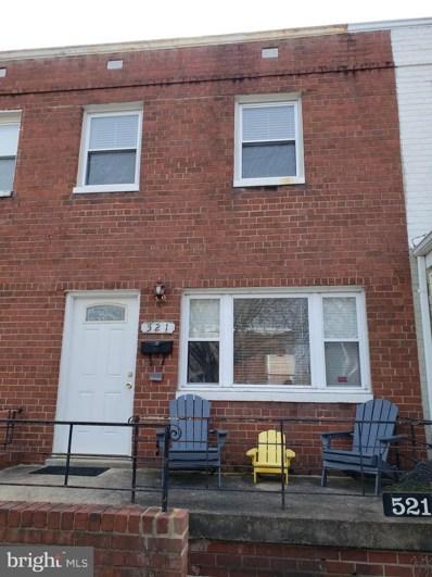 521 E Bellefonte Avenue, Alexandria, VA 22301 - MLS#: VAAX243766