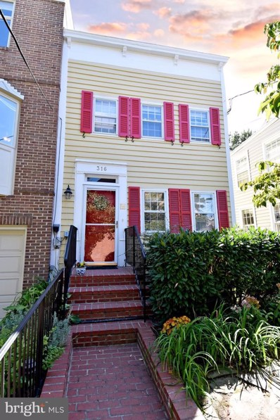 316 Commerce Street, Alexandria, VA 22314 - MLS#: VAAX244298