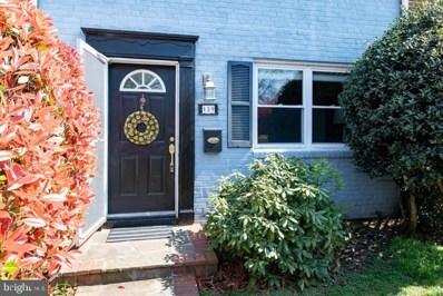 139 Mount Vernon Avenue, Alexandria, VA 22301 - #: VAAX244810
