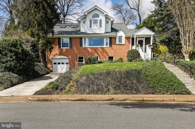 802 Parkway Terrace, Alexandria, VA 22302 - MLS#: VAAX244888