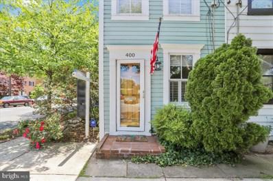 400 Gibbon Street, Alexandria, VA 22314 - #: VAAX245662