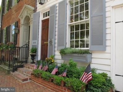 212 Prince Street, Alexandria, VA 22314 - MLS#: VAAX247554