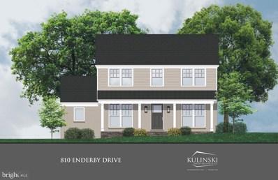 810 Enderby Drive, Alexandria, VA 22302 - #: VAAX248188