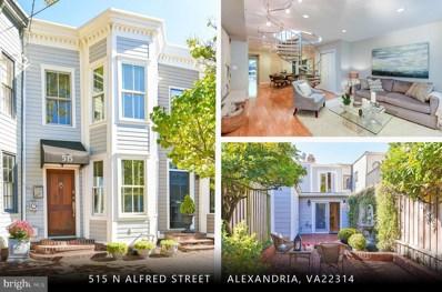 515 N Alfred Street, Alexandria, VA 22314 - #: VAAX251270